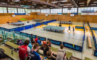 26. Weingartenpokal und 4er-Tisch-Turnier mit über 500 Teilnehmern