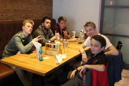 Jugend Saisonabschluss 2015